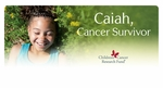 Meet Caiah, Cancer Survivor
