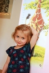 A PERSONALIZED CHILDRENS GROWTH CHART