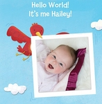 Add your child's photo to their very own personalized book!