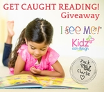 GET CAUGHT READING GIVEAWAY!