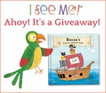 My Pirate Adventure Giveaway!