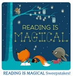 Reading Is Magical Sweepstakes!