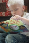 Sticker Name Recognition Activity and Personalized Books for Kids