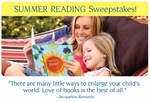 Summer Reading Sweepstakes